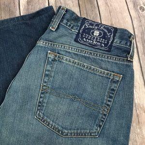 Lucky Brand Jeans Boot Cut Classic 36 Short